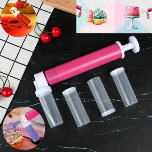 Manual Airbrush for Cake Spray Gun