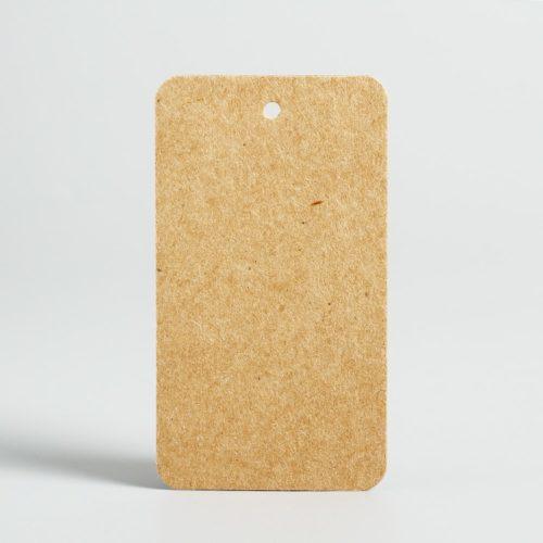 Brown Tags Kraft Paper Cards (100 Pcs)