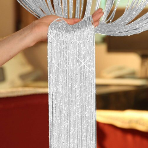 Glitter Tassel String Curtain