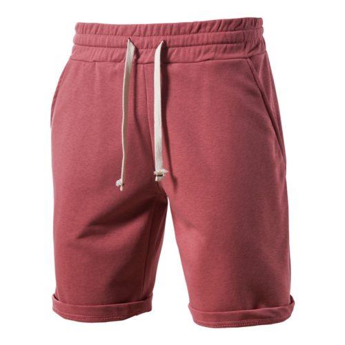 100% Cotton Mens Drawstring Shorts