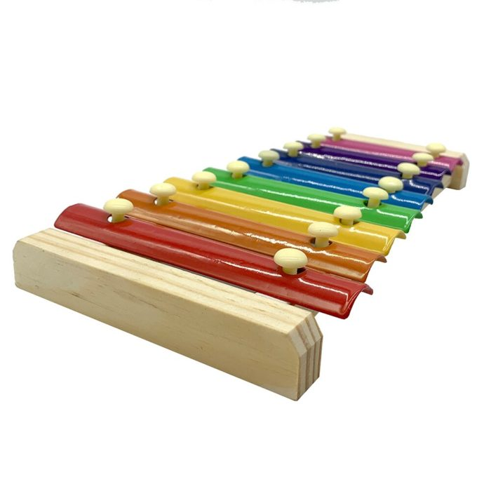 8-Keys Chicken Xylophone Musical Toy