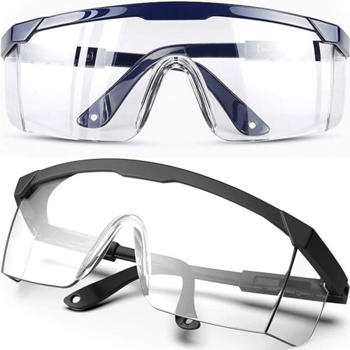 Safety Transparent PPE Goggles