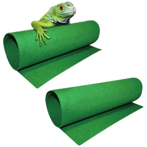 Green Moisture-proof Reptile Carpet