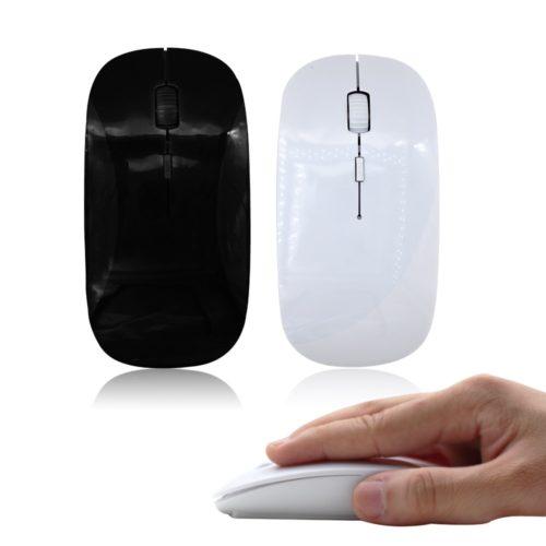 Computer USB Slim Wireless Mouse