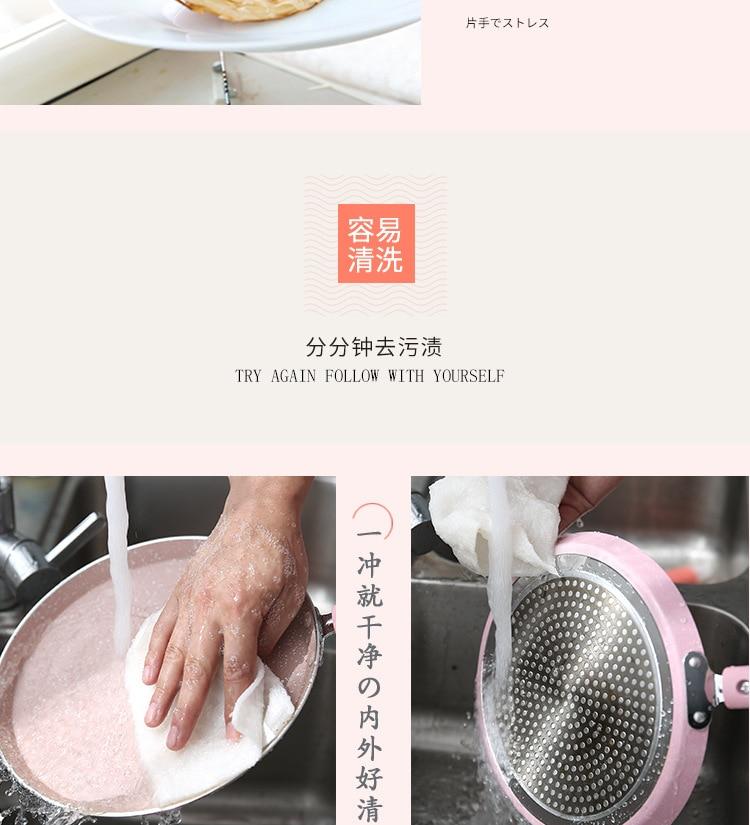10Inch (28CM) Aluminum Alloy Non-stick Pan Steak Egg Fryer Cake Pancake Maker