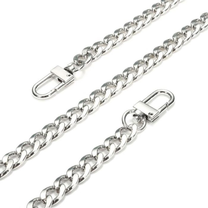 Metal Bag Chain Strap Accessory