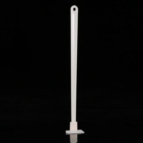 Long-Handled Silicone Jar Scraper