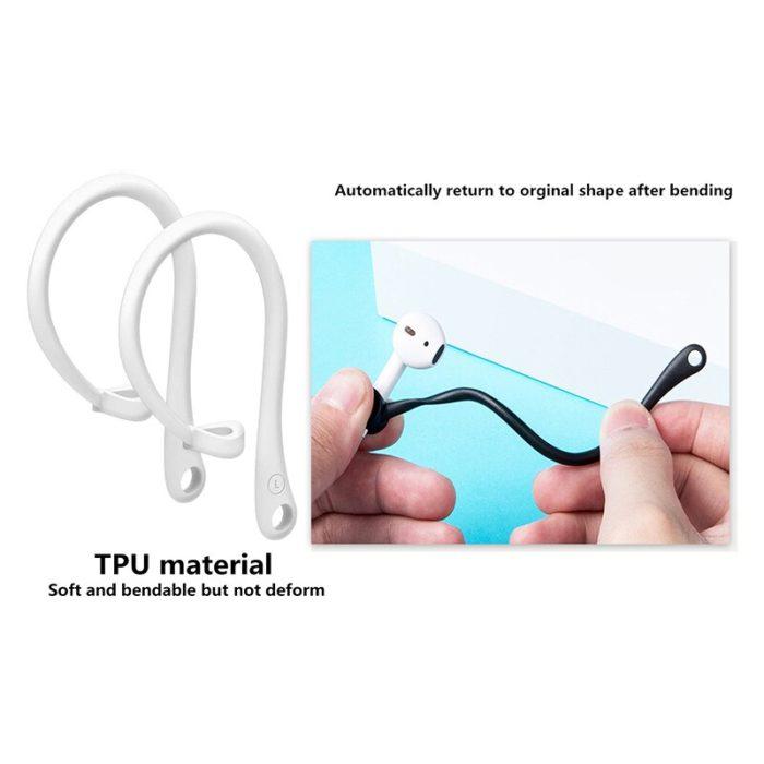 Silicone Strap Bluetooth Ear Hook