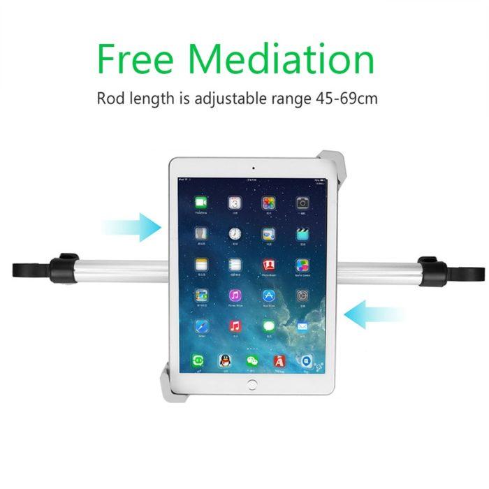 Universal Adjustable Tablet Car Mount