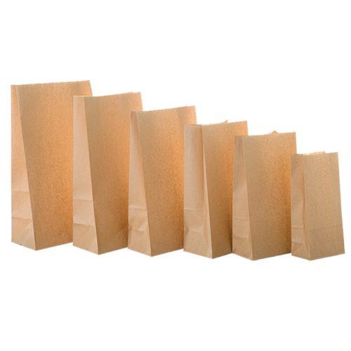 Kraft Packaging Sandwich Paper Bags