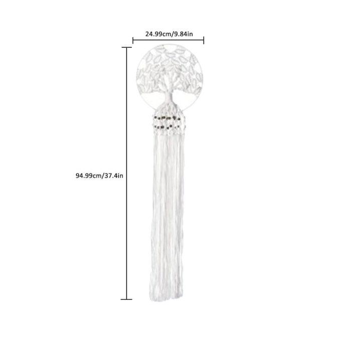 Tree of Life Macrame Dream Catcher