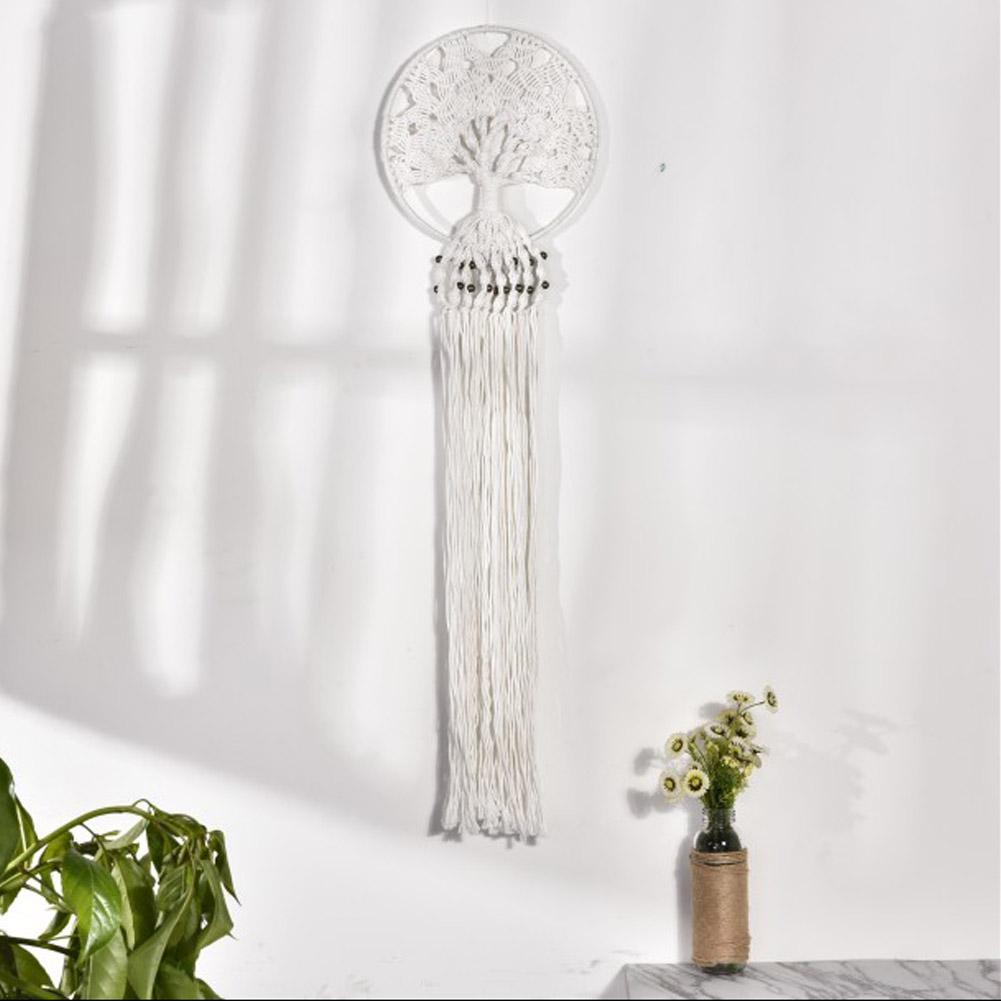 Hand-Woven Dream Catcher Wall Hanging Nordic Room Decoration Home Boho Decoration Ornament Dreamcatcher