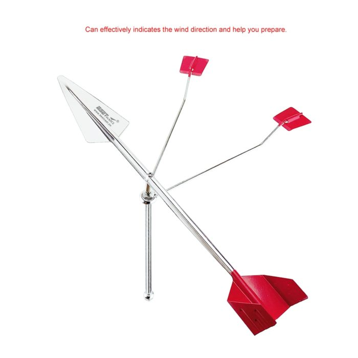 Stainless Steel Sailboat Wind Indicator