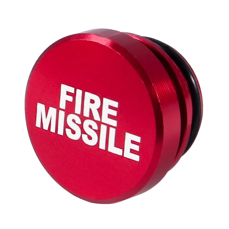 Universal Fire Missile Eject Button Car Cigarette Lighter Cover 12V Accessories Car Engine Start Stop Push Button Keyless Entry
