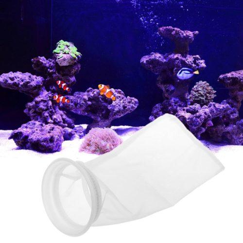 Nylon 200-Micron Aquarium Filter Sock