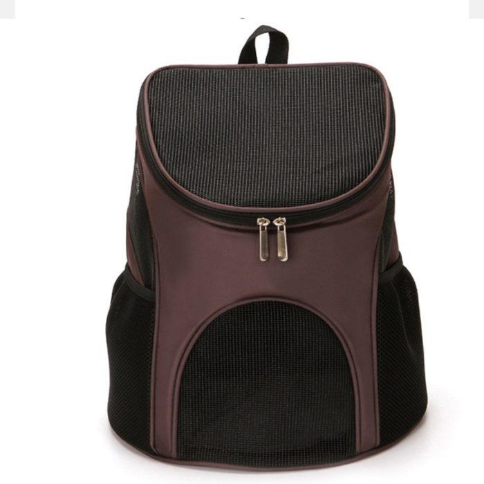 Pet Rucksack Breathable Travel Carrier