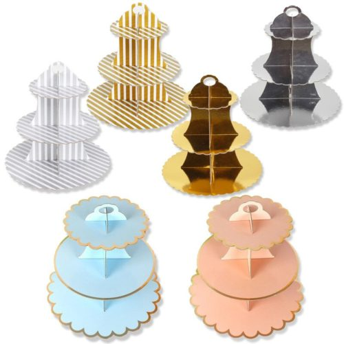 Cupcake Tower Stand (3 Layers)