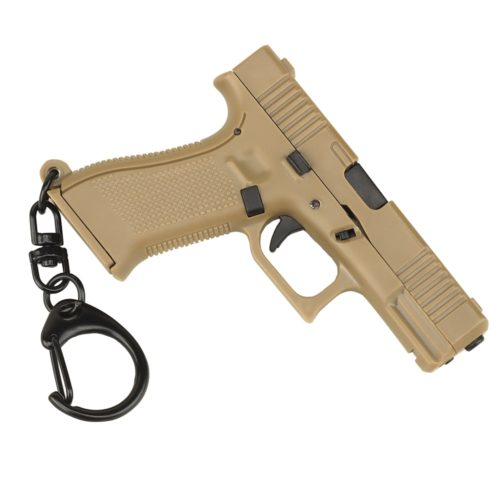 Mini G-45 Pistol Keychain
