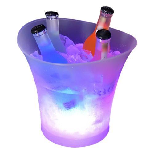 5-Liter Light Up Ice Bucket