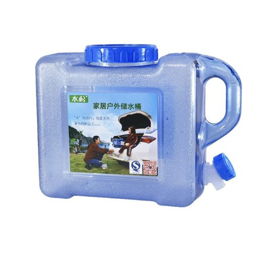 Plastic Water Jug with Faucet (5 Liters)