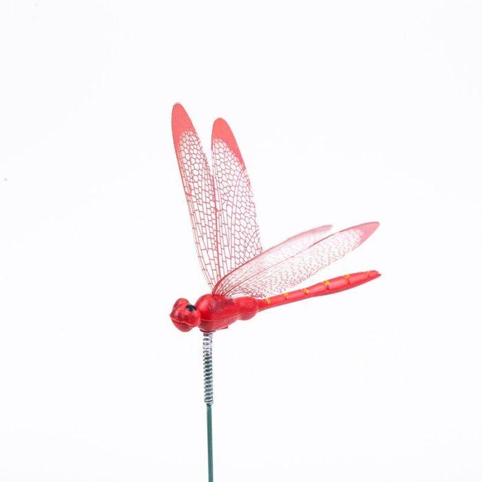 Fake Dragonfly Garden Decors (10 Pcs)