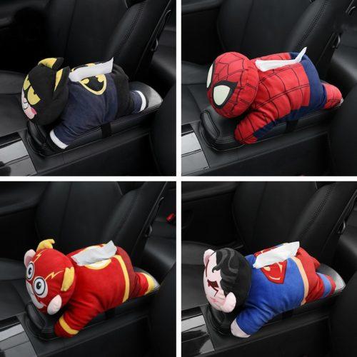 Armrest Car Napkin Holder