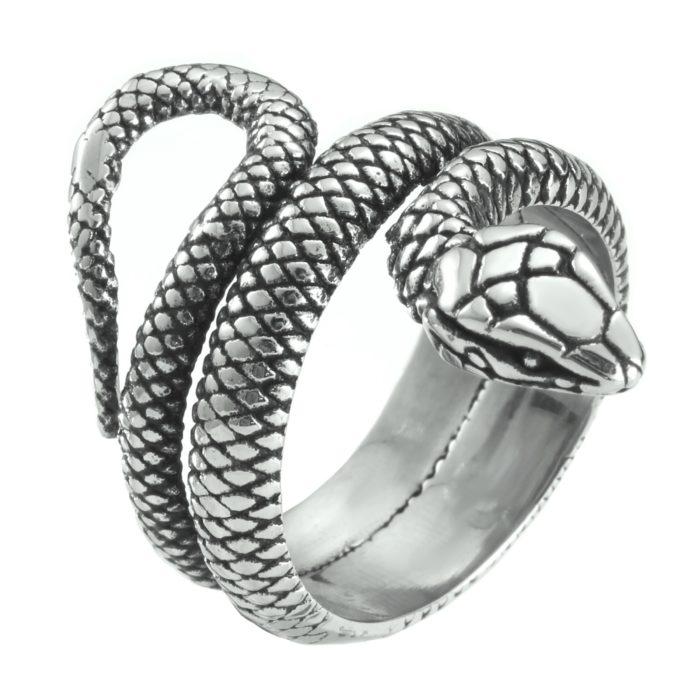 Snake Ring Punk Style Jewelry