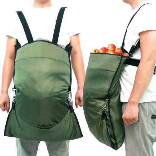 Wearable Harvesting Fruit Picking Bag