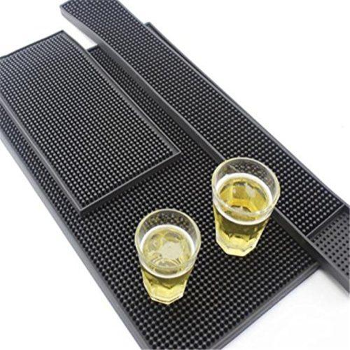Textured Non-Slip Bar Rubber Mat
