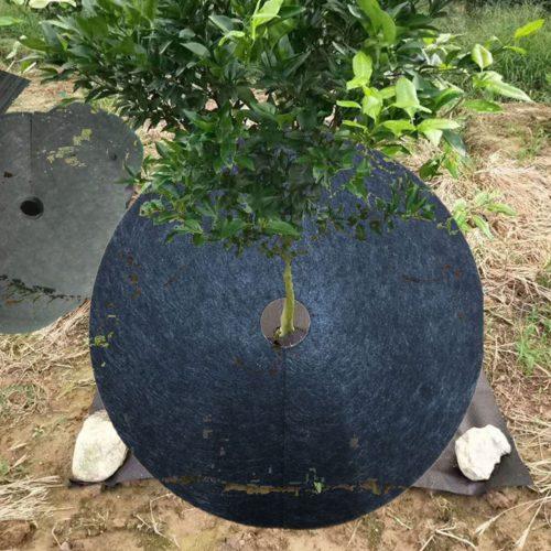 Fabric Tree Weed Mats(10pcs)