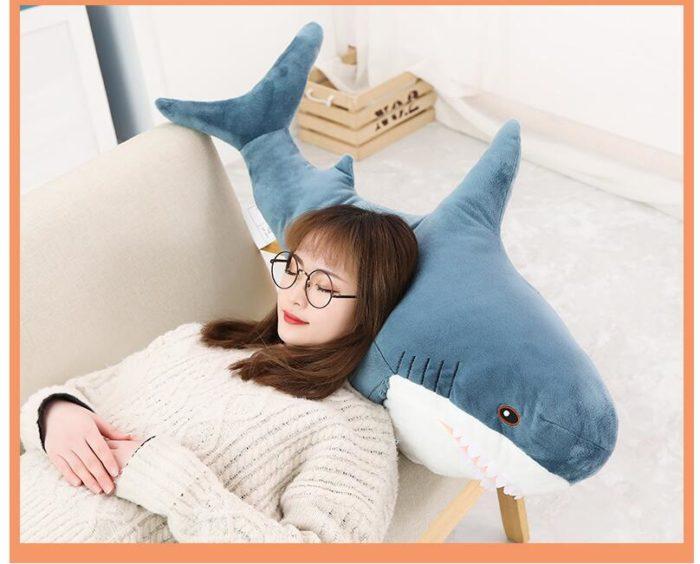 Shark Plush Toy Kids Stuffed Animal