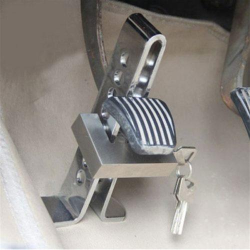 Anti-Theft Car Clutch Lock