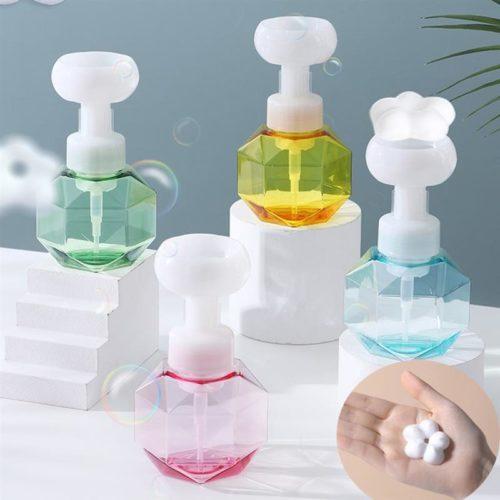Flower Foam Soap Dispenser Pump