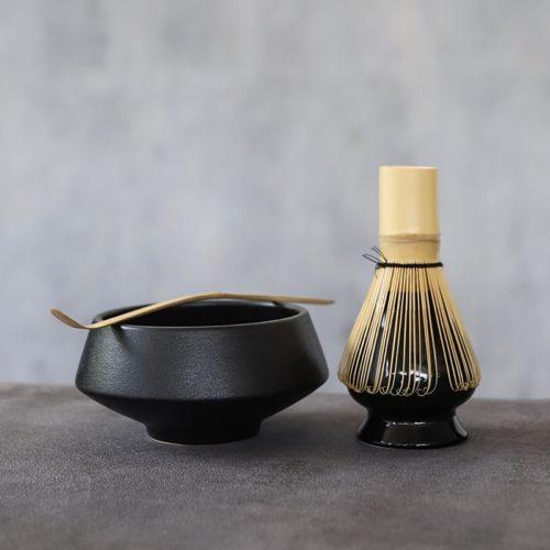 Traditional Matcha Whisk Set (4pcs)