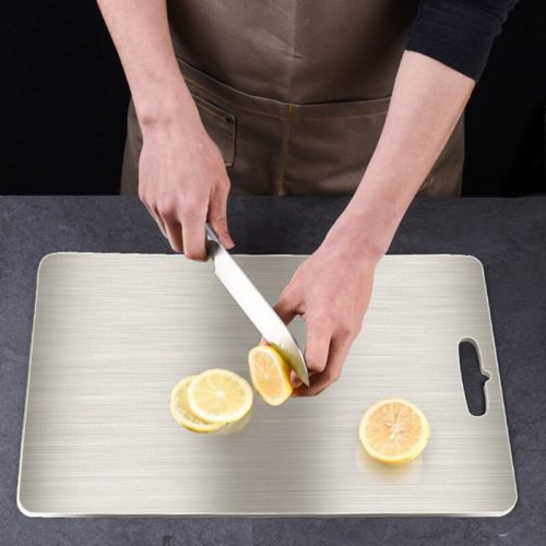 Kitchen Stainless Steel Chopping Board