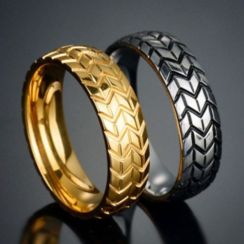 Stainless Steel Tire Tread Ring