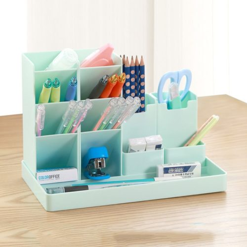 Large Capacity Pen Holder Stand