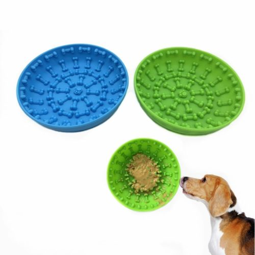 Slow Feeder Suction Lick Mat for Dogs