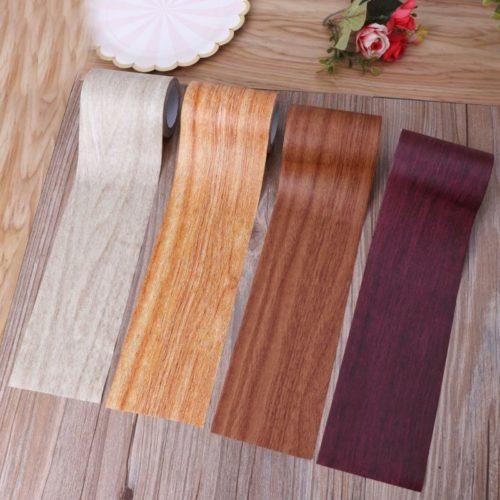 Wood Grain Tape Furniture Adhesive