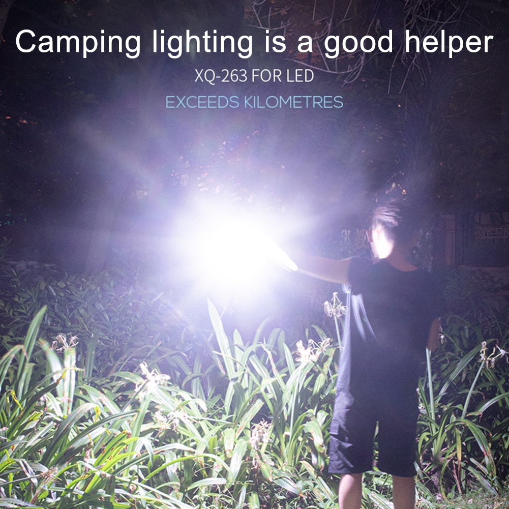 Camping Lantern Outdoor Lighting Tool With Fan Battery Operated Fishing Hanging Waterproof ABS Emergency Tent Multifunctional