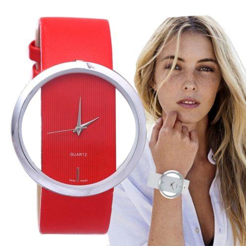 Fashionable Minimalist Watch for Women