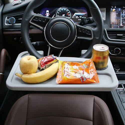 Universal Steering Wheel Food Tray