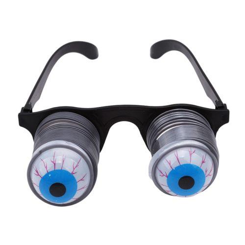 Halloween Prank Eyeball Glasses
