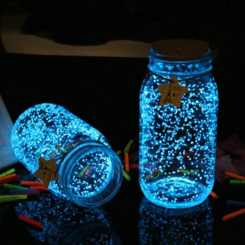Glow In The Dark Sand DIY Decor (10g)