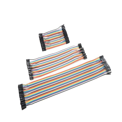 Jumper Wire Rainbow Cable (40pcs)
