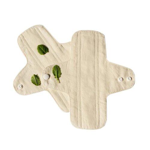Bamboo Washable Menstrual Pads (2pcs)