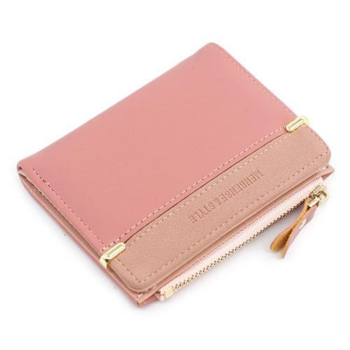 Short Slim Wallet for Women