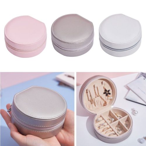 Travel Small Jewelry Case