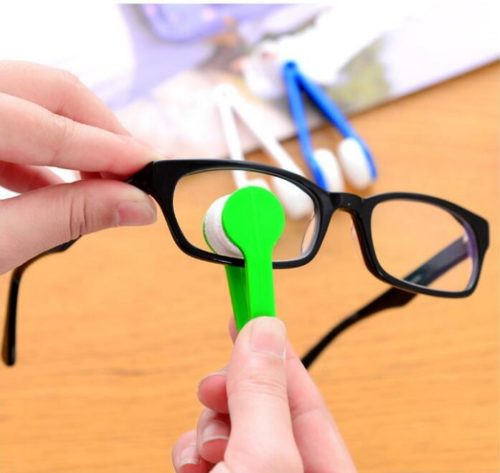 Microfiber Spectacles Cleaner Tool