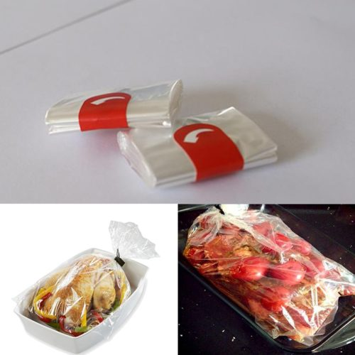 Cooking-Safe Oven Roasting Bags (10pcs)
